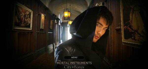 Mortal Instruments movie Magnus Bane
