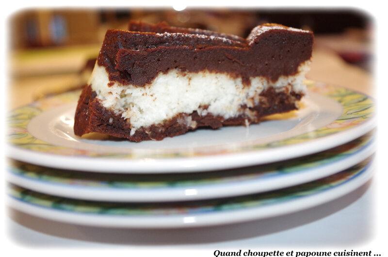 fondant au chocolat au coeur de noix de coco-8238