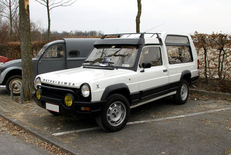 Matra_Simca_rancho_X__23_me_Salon_Champenois_du_v_hicule_de_collection_