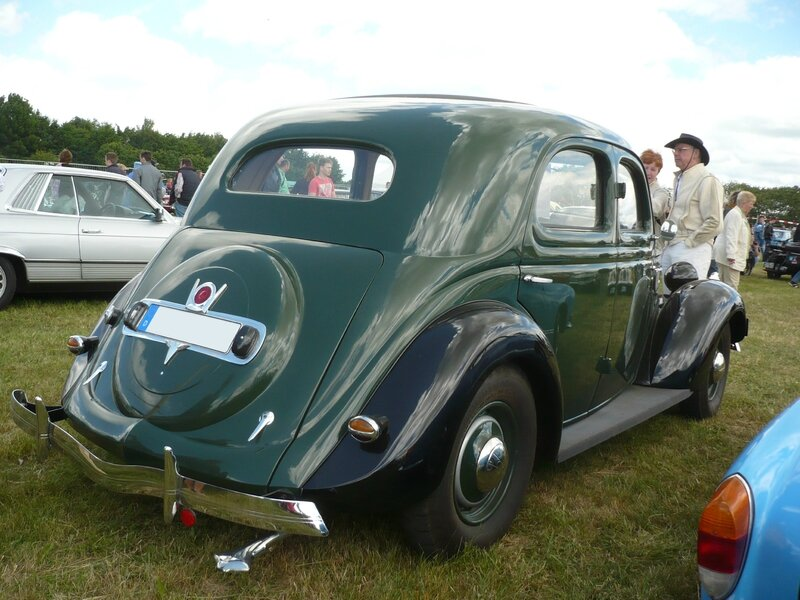 MATFORD l'Alsace V8-62 berline 1936 Eutingen (2)