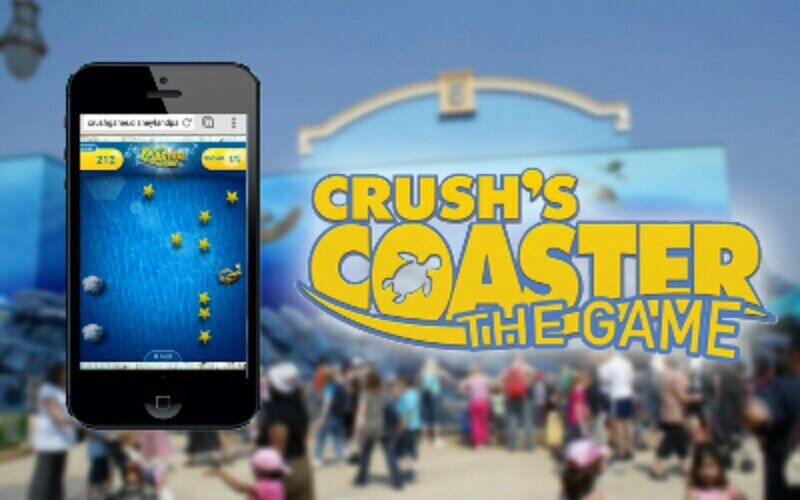 crush's coaster the game !
