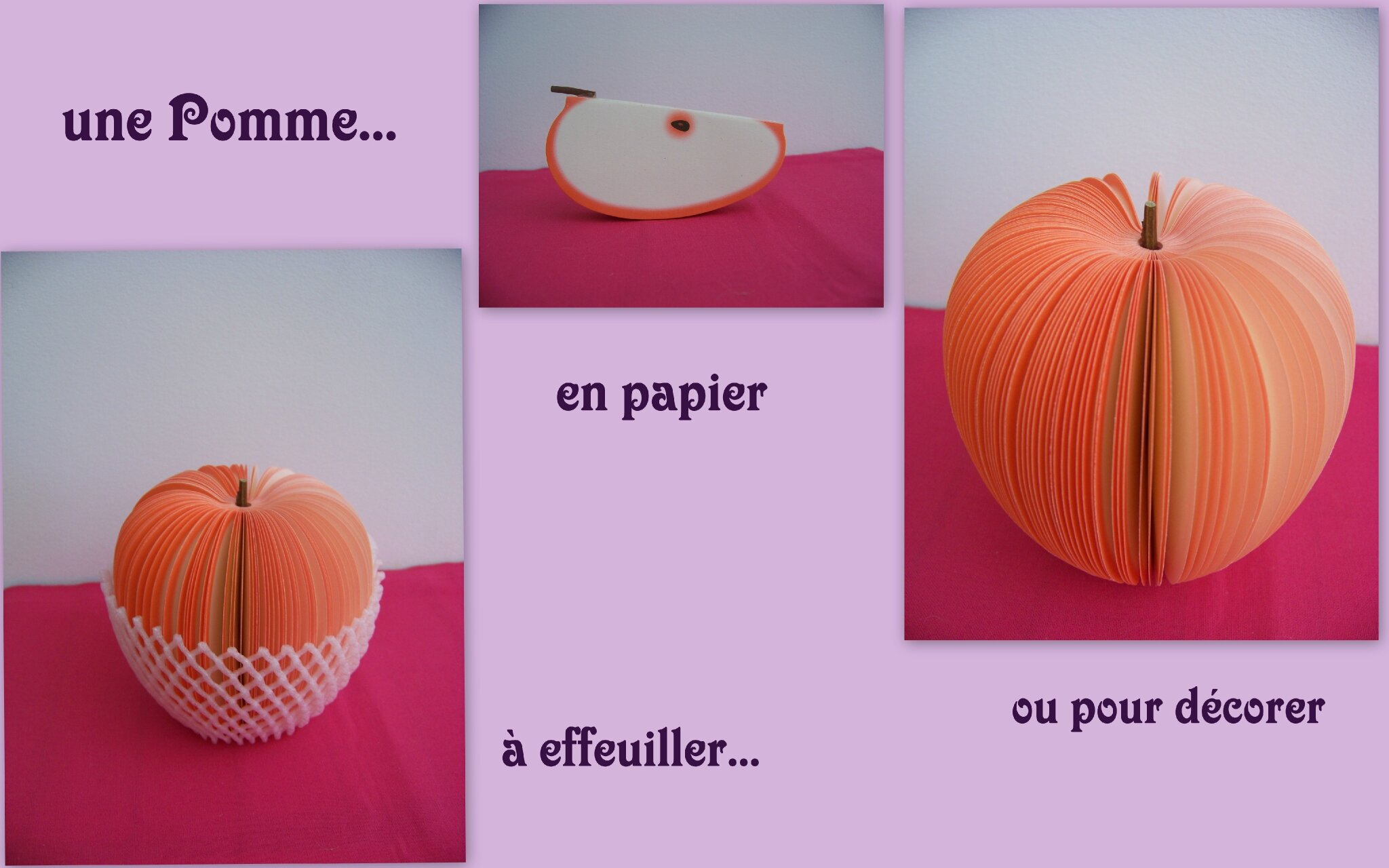 P comme Pomme from MissKa to Raphaëlle