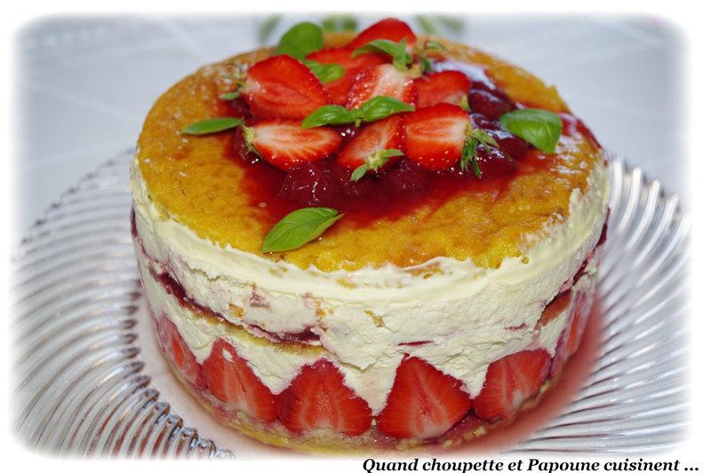 Le fraisier Provençal-7363