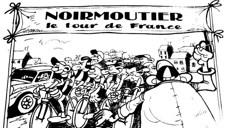 k14 départ Noirmoutier