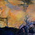 The largest ever work by zao wou-ki, juin-octobre 1985, leads sotheby's hk autumn 2018 sale series