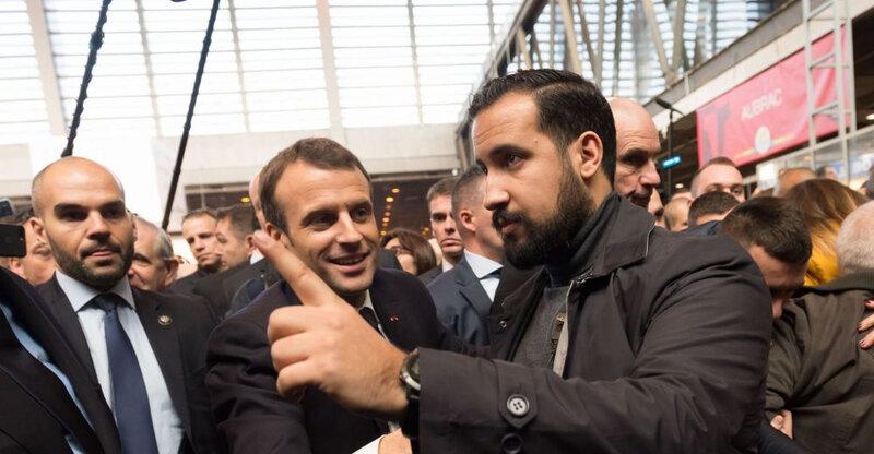 Macron Benalla 3