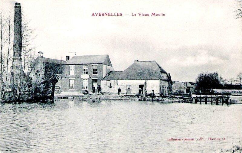 AVESNELLES-Le Vieux Moulin