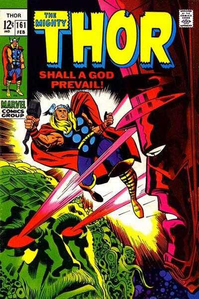 mighty thor 1966 161