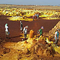 Dankil depression - ethiopia