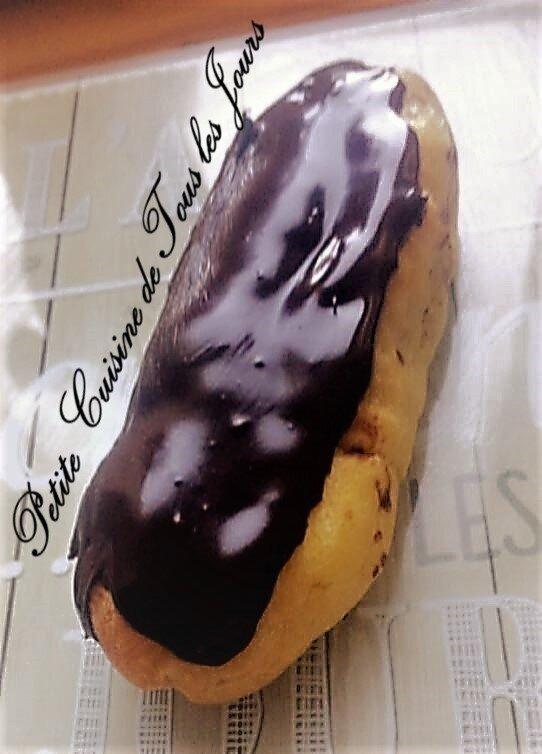Eclairs au Chocolat 🍫
