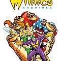 Mikros archives tome 2 dispo !!!