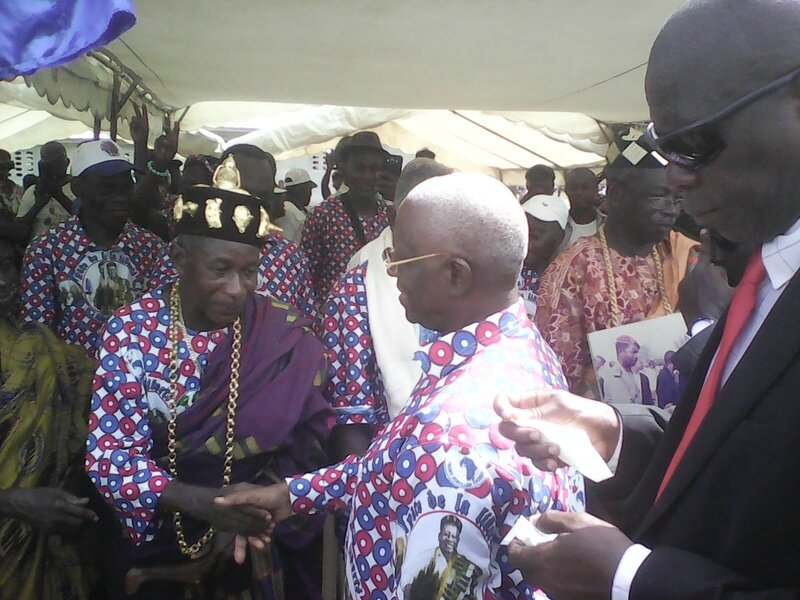 LE FPI MOBILISE POUR LA LIBÉRATION DU PRÉSIDENT LAURENT GBAGBO,C'EST LA COTE D'IVOIRE QUI GAGNE.