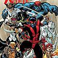 Panini marvel deluxe amazing x-men 1 à la recherche de diablo
