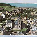 Dom le Mesnil l'église datée 1962