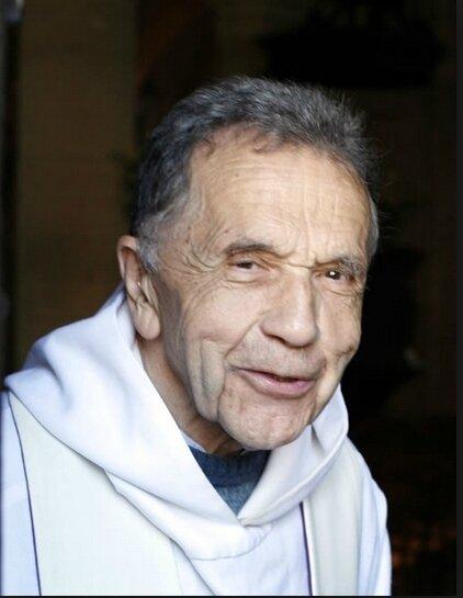 Jacques Breton prêtre