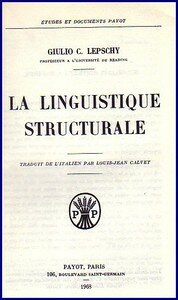 Linguistique_structurale