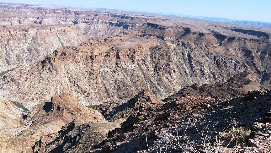 6-le Fish River Canyon