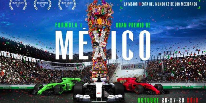 mexican grand prix affiche