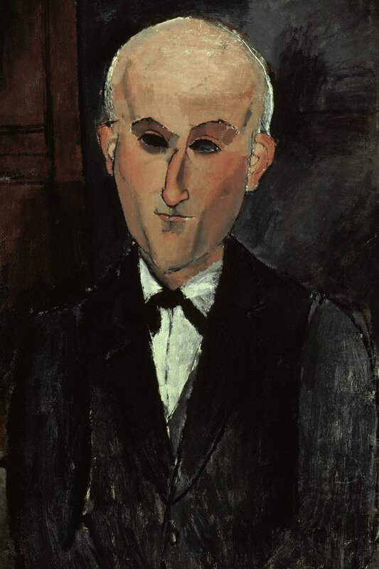 MAX JACOB MODIGLIANI 1916