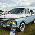 Ford f-100 custom cab 2door pick-up 1965