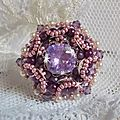 Bague Chinese Purple Stone 6-1