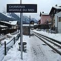 Chamonix-Aiguille du Midi (Haute-Savoie)