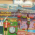 Rio 2016 :des livres et un dvd pour se souvenir...