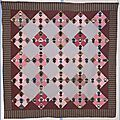 02-Quilts de Légende_-ANTIQUE BASKET QUILT-_Ghislaine Lucas_