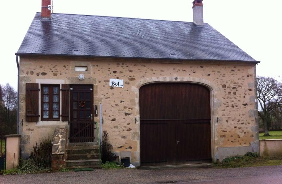 Sermages, la maison la moins décorée de France (58)