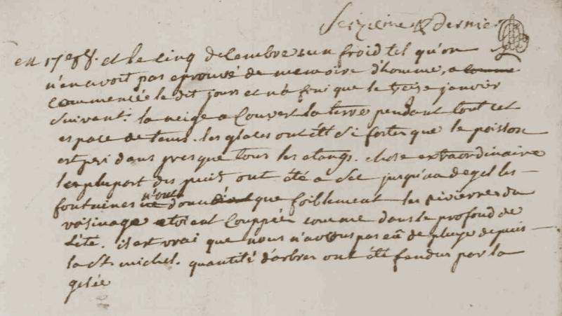 Foussais 1789