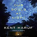 Our souls at night - kent haruf (2015)