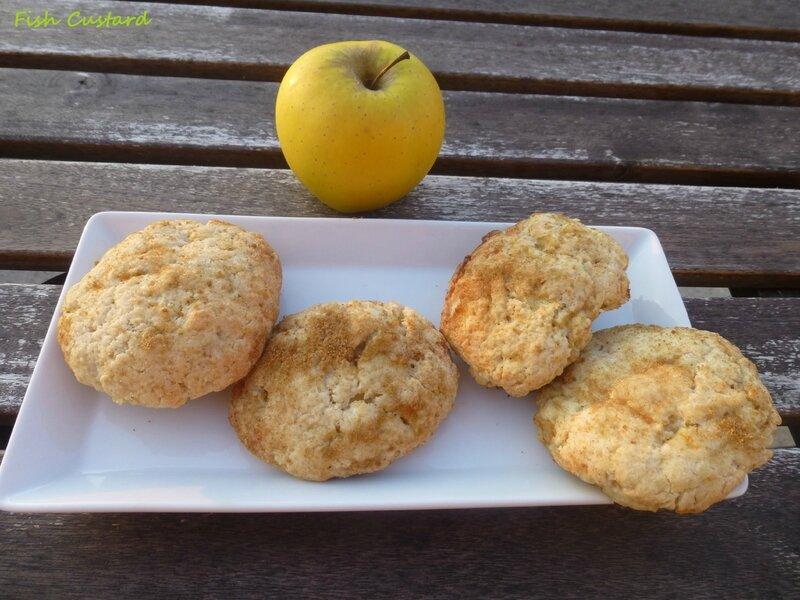 Biscuits aux pommes épicés (10)