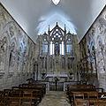 ♥ voyage au pays roman ; l'église de saint savinien (2/2) ♥