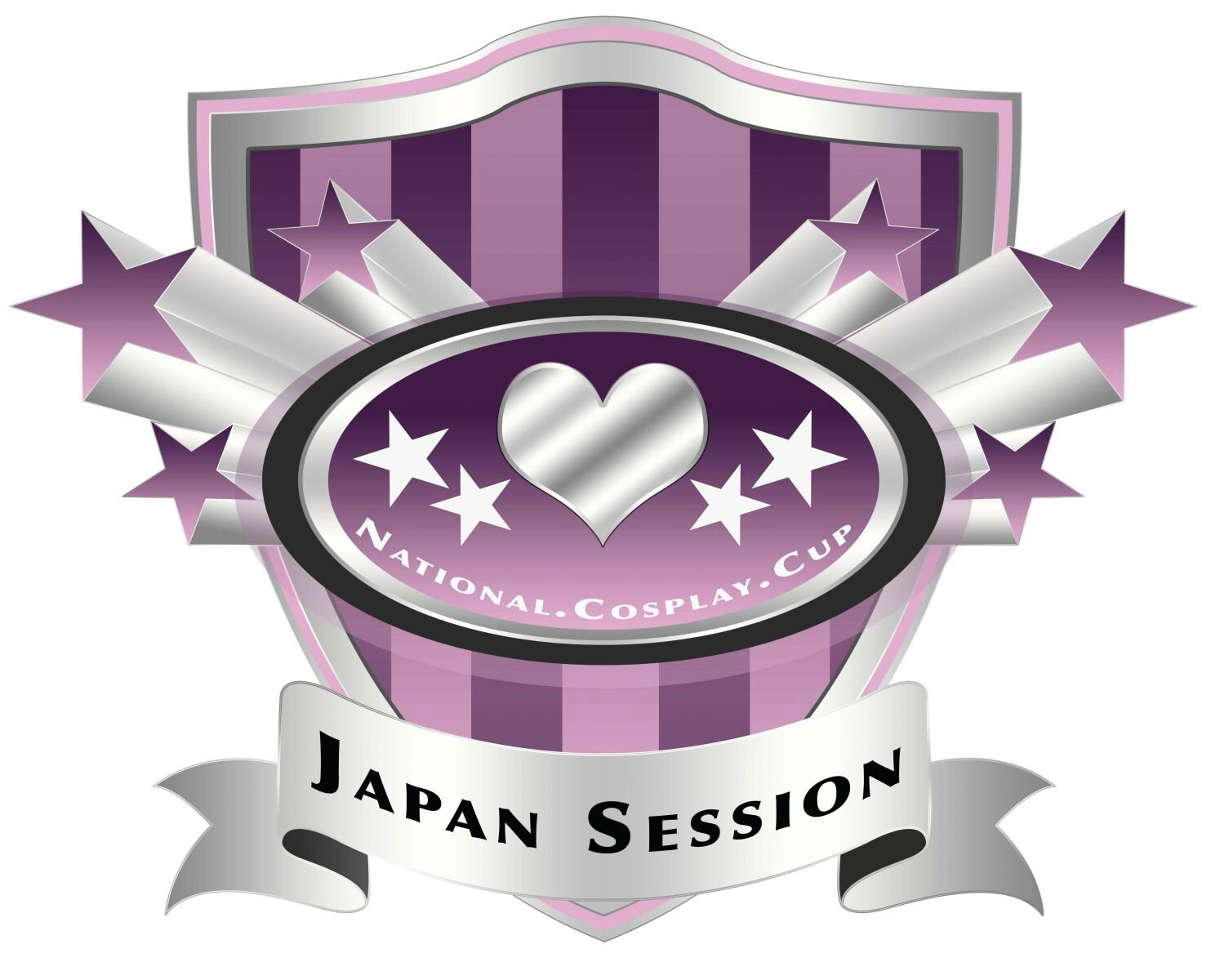 LOGO COSPLAY coupdecoeur JAP