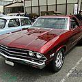 Chevrolet el camino-1969