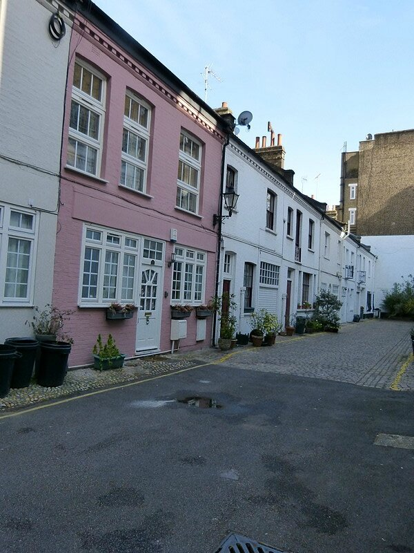 ovington mews