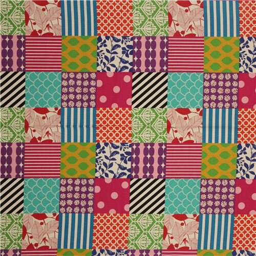 blue-purple-pink-Patchwork-piece-echino-laminate-fabric-173886-2