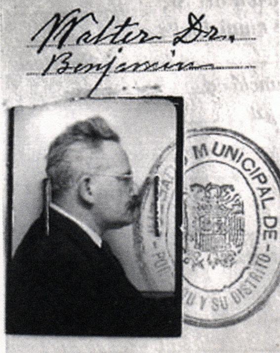001. Walter Benjamin (1892-1940)