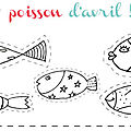 :: poisson d'avril !