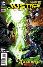 new 52 justice league 31