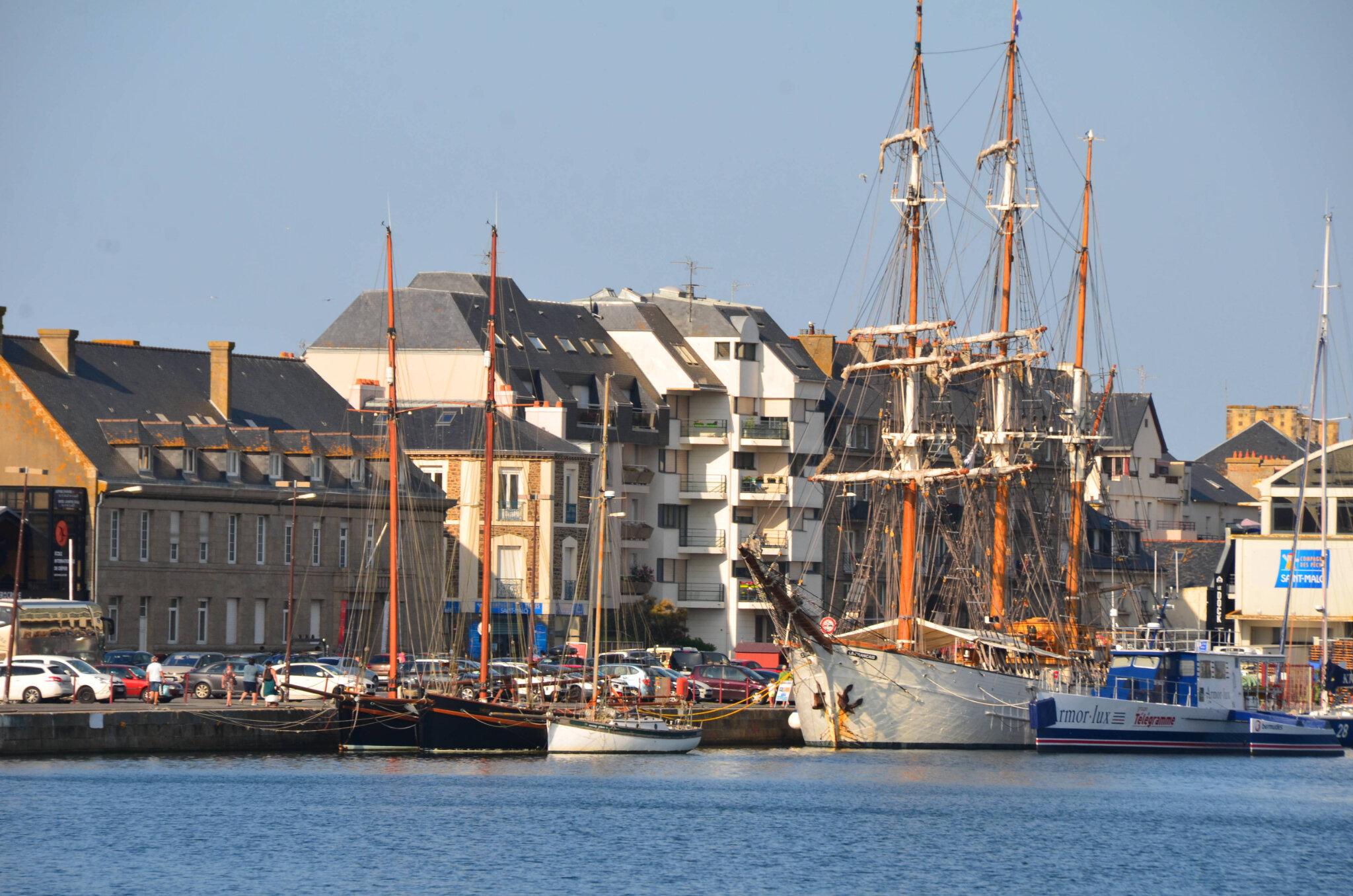 Saint Malo : la ville corsaire