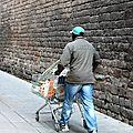 Barcelone - El Born, Chariot_6053