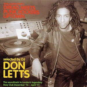 don letts - dread meets the punkrockers uptown (front-cover)