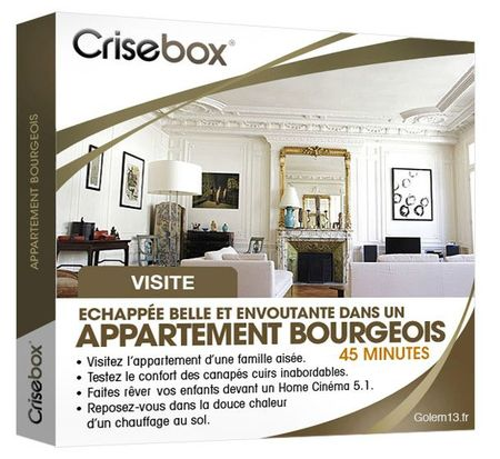 CRISE BOX 7