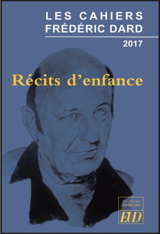 Les cahiers de Frédéric DARD
