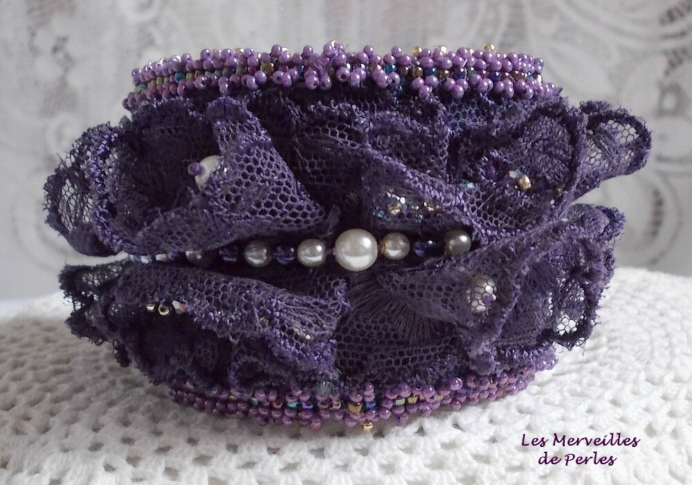 Bracelet Les Merveilles d'Antan 7