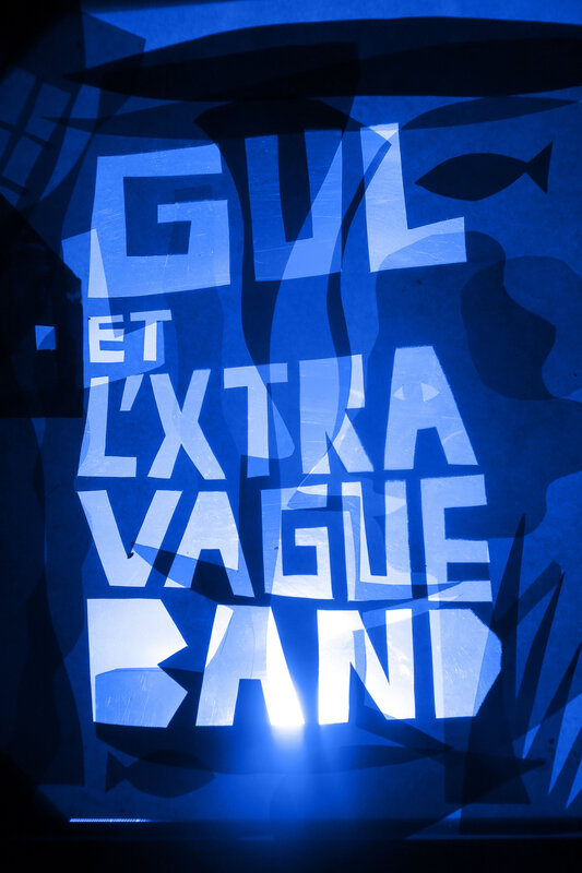gul et l'xtra vague band-paatrice