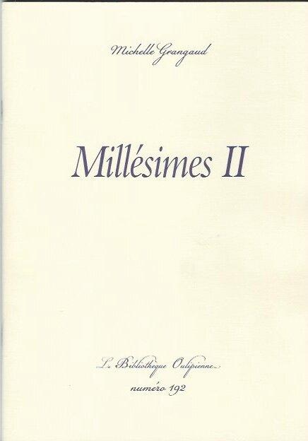 millesimesII