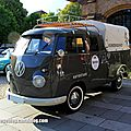 Vw combi double cabine pick-up de 1963 (paul pietsch classic 2014)