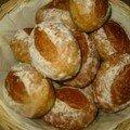 petits pains éclats de céréales